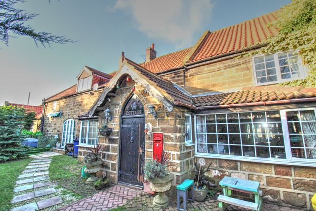 Thumbnail Cottage for sale in Old Lackenby, Middlesbrough