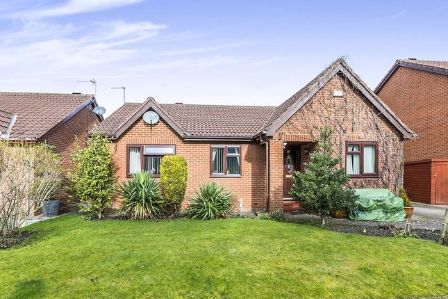 Thumbnail Bungalow for sale in The Barns, Stanley