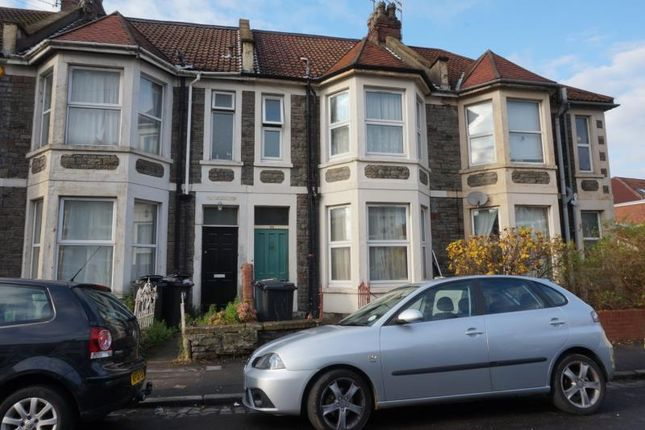 Thumbnail Terraced house to rent in Brynland Avenue, Bishopston, Bristol