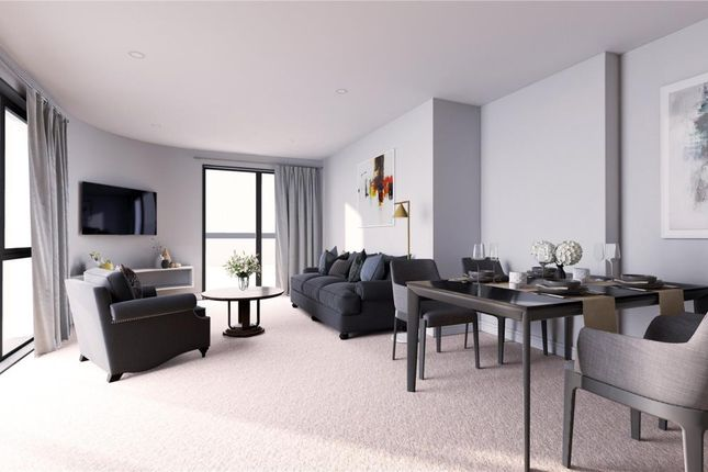 Thumbnail Flat for sale in Chesterton House, Harrow On The Hill