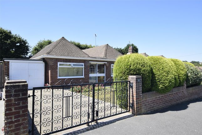 Thumbnail Detached bungalow for sale in Ocklynge Close, Bexhill-On-Sea, East Sussex