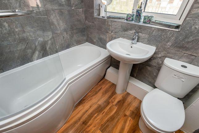 Family Bathroom: of Croft Grove, Uttoxeter ST14