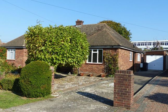 Thumbnail Semi-detached bungalow for sale in Lower Ridge, Bourne End