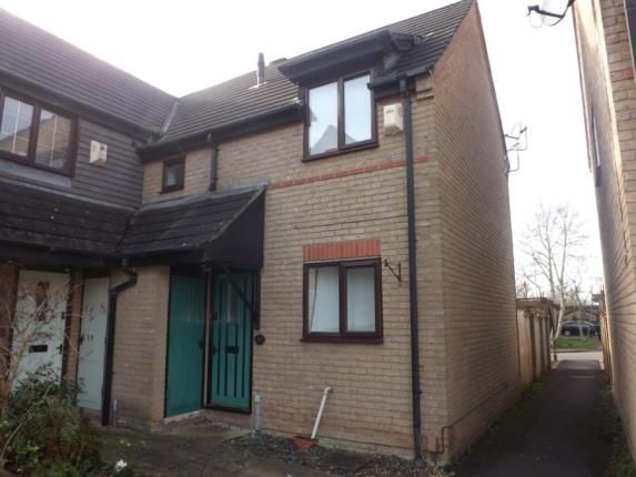 Thumbnail End terrace house for sale in Hay Leaze, Yate, Bristol, Gloucestershire