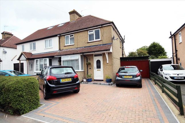 Thumbnail Semi-detached house for sale in Langley Road, Abbots Langley WD5.