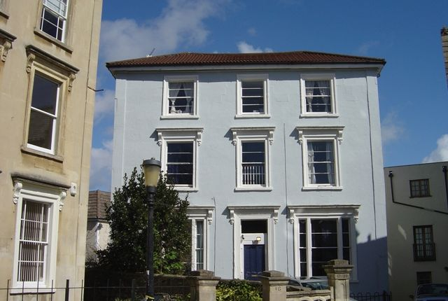 Thumbnail Flat to rent in Arlington Villas First, Clifton