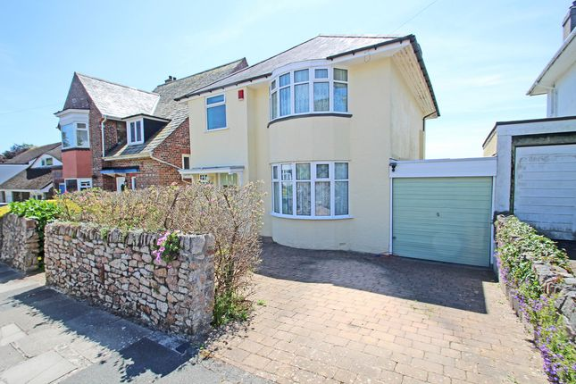 Thumbnail Link-detached house for sale in Venn Grove, Hartley, Plymouth