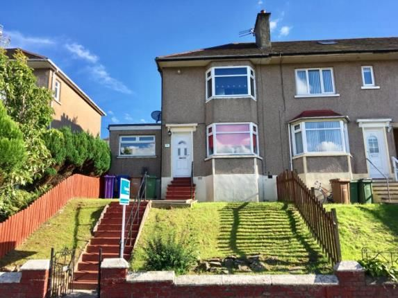 3 bed end terrace house for sale in Barrachnie Road, Garrowhill, Glasgow, Lanarkshire