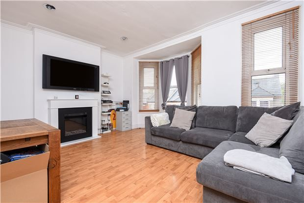 Thumbnail Flat for sale in Casewick Road, London