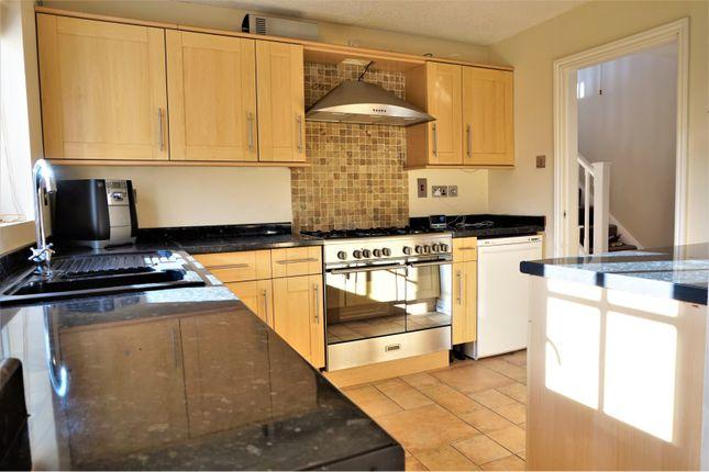 Kitchen of Harebell Drive, Thatcham RG18