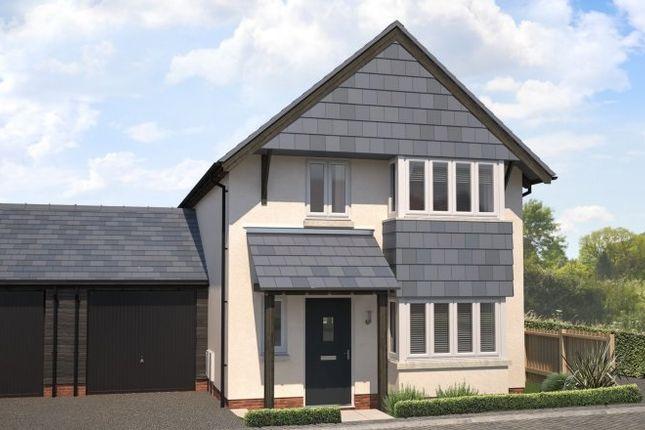 New Build Properties In Newton Poppleford Devon