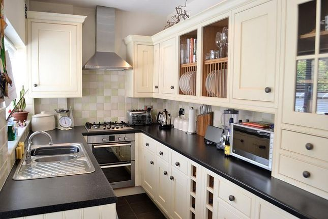 Thumbnail Terraced house to rent in Moss Lane, Altrincham