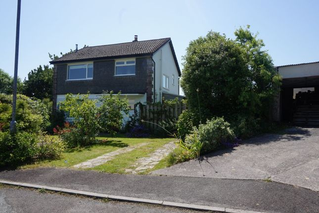 Thumbnail Detached house for sale in Barrie Crescent, Bodmin