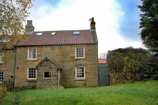 Thumbnail Cottage for sale in Abrams Buildings, Loftus, Saltburn-By-The-Sea