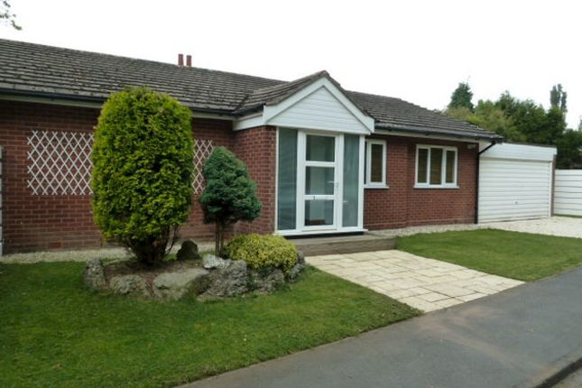 Thumbnail Bungalow to rent in Hill Lane, Bassetts Pole, Sutton Coldfield
