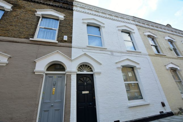 Thumbnail Terraced house for sale in Combermere Road, Brixton