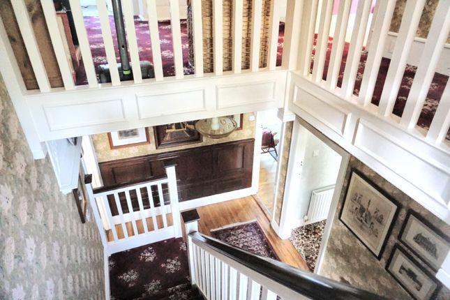 Staircase of Newland Park, Hull HU5