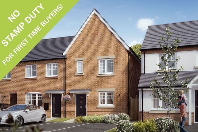 Thumbnail Terraced house for sale in The Appleton, Midland Road, Swadlincote