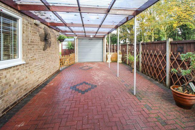 Driveway of Garfield Close, Littleover, Derby DE23