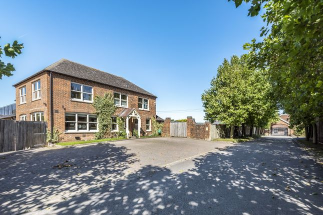 Thumbnail Equestrian property for sale in Upper Lambourn, Hungerford