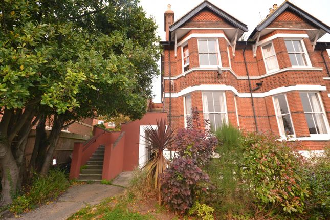 Thumbnail Flat to rent in Dudley Road, Hastings
