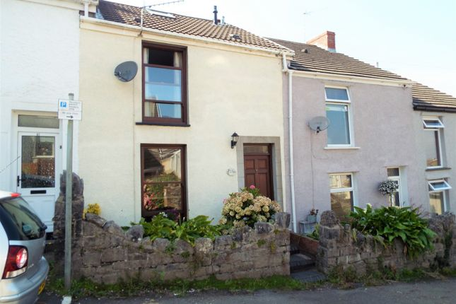 Thumbnail Terraced house for sale in 59 Gloucester Place, Mumbles, Swansea