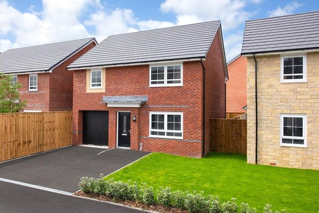 "Thumbnail Detached house for sale in ""Windermere"" at Hale Road, Speke, Liverpool"