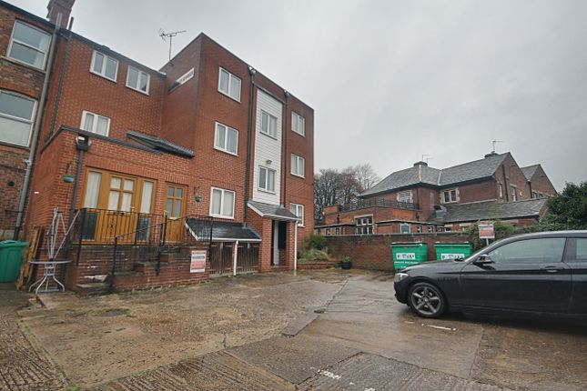 Thumbnail Flat for sale in Lambley Court, Mapperley, Nottingham