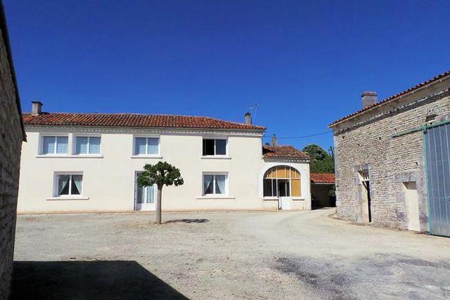 House of Lupsault, Poitou-Charentes, France