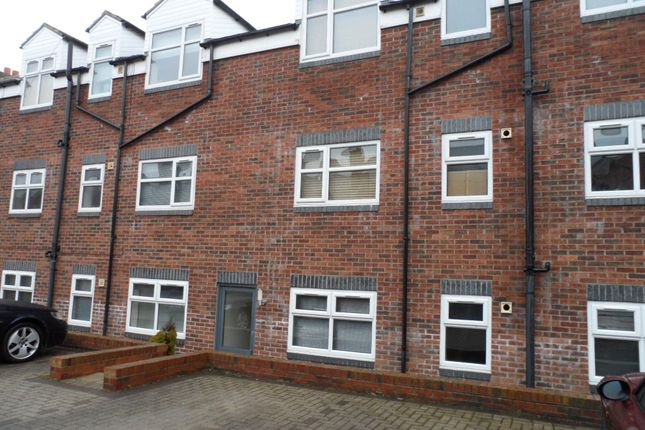 Thumbnail Flat to rent in Jays Court, Bedlington