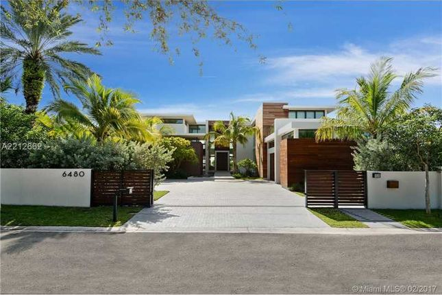 Thumbnail Property for sale in 6480 Allison Rd, Miami Beach, Fl, 33141