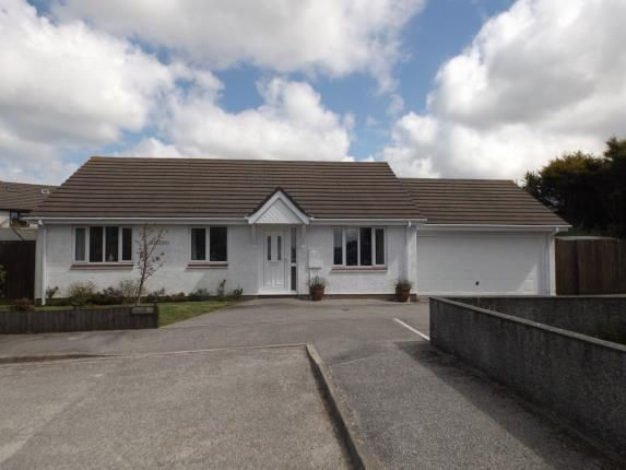 Thumbnail Bungalow for sale in Mount Hawke, Truro, Cornwall