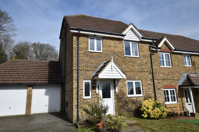 Thumbnail Semi-detached house to rent in Fleetwood Close, St. Leonards-On-Sea
