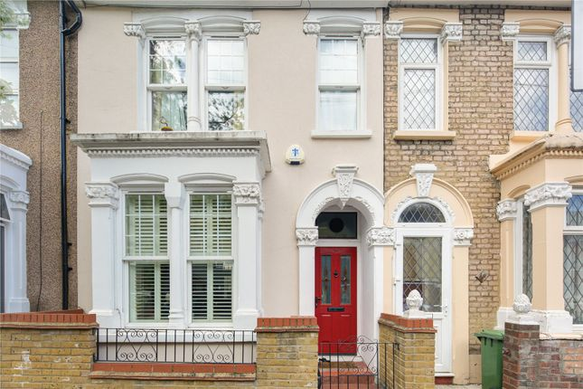 Thumbnail Terraced house to rent in Shirley Road, London