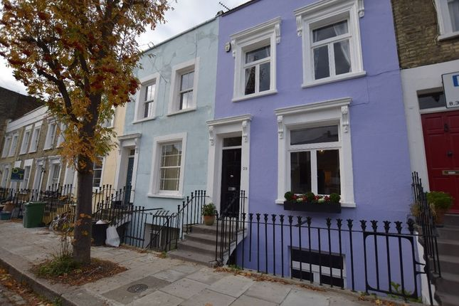 4 bed terraced house for sale in Inkerman Road, London, London