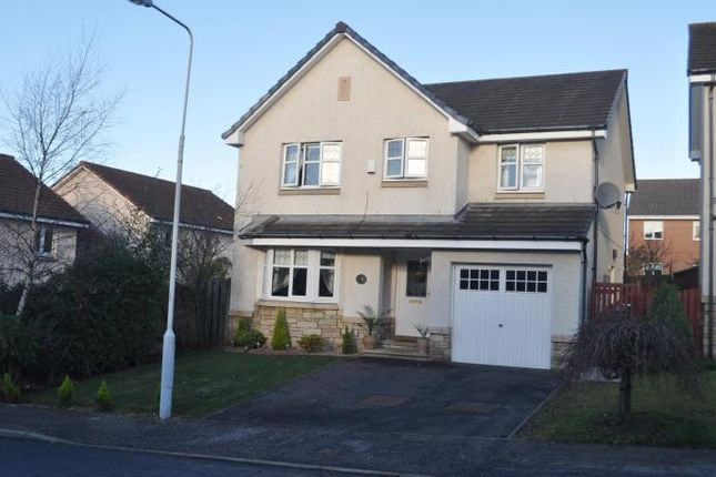 Thumbnail Detached house to rent in Dover Drive, Dunfermline