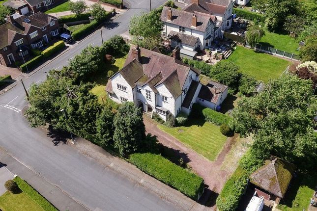 Thumbnail Detached house for sale in Oaktree Road, Trentham, Stoke-On-Trent