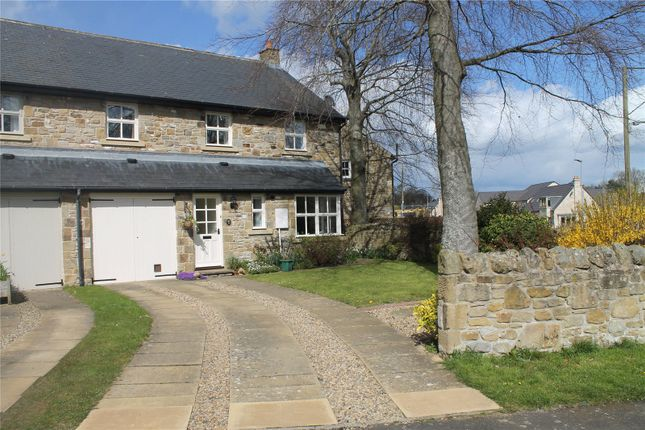 4 bed semi-detached house for sale in Beechcroft, Humsaugh NE46