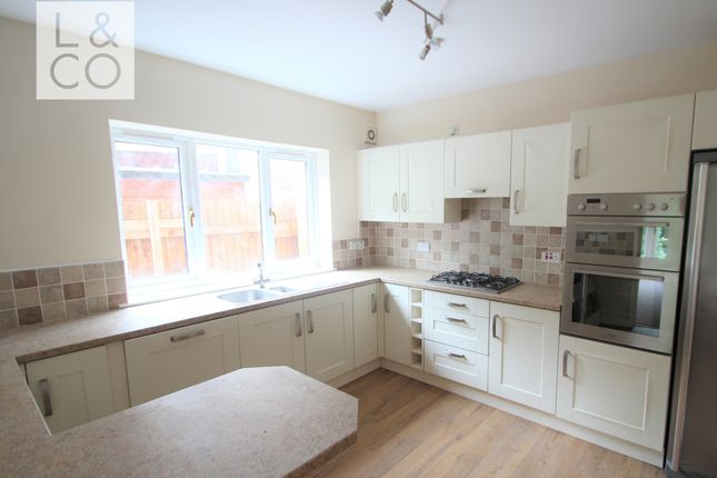 Thumbnail Detached house for sale in Llantarnam Road, Cwmbran