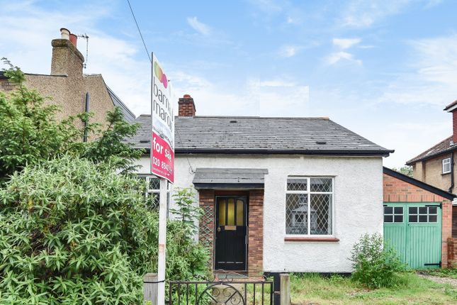 Thumbnail Detached bungalow for sale in Sycamore Grove, New Malden
