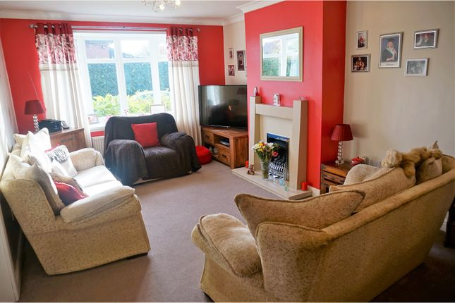 Thumbnail Semi-detached house for sale in Kelston Drive, Hessle