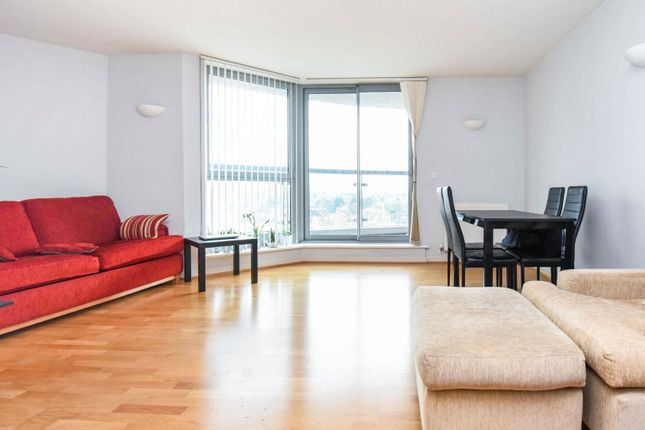2 bed flat for sale in Mercury Gardens, Romford RM1