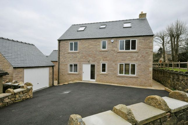 Thumbnail Detached house for sale in Old Coach Road, Tansley, Matlock