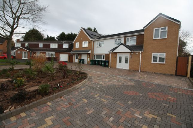 Thumbnail Semi-detached house to rent in Old Mill Avenue, Cannon Park, Coventry