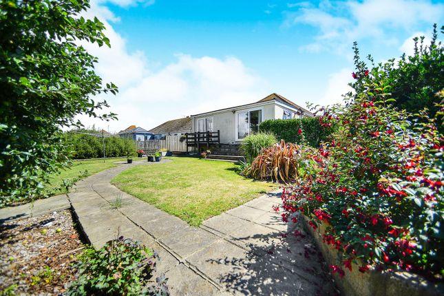 Thumbnail Detached bungalow for sale in Victoria Avenue, Peacehaven