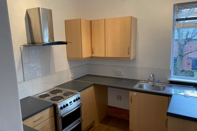 Thumbnail Flat to rent in Hartington Street, Derby