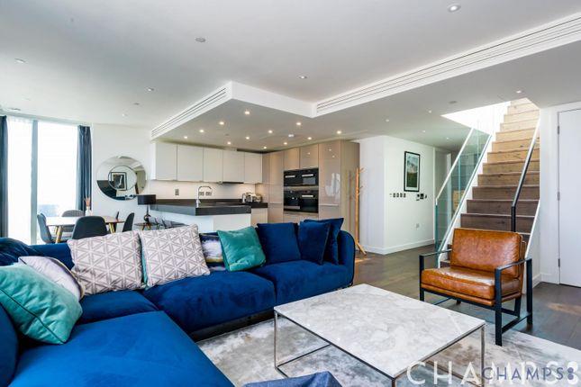 Thumbnail Flat to rent in Kingwood House, Goodman's Fields