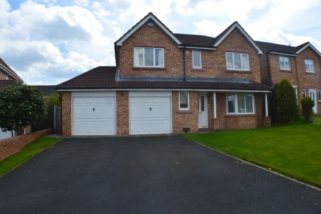 Thumbnail Detached house for sale in Heather Lea Lane, Prudhoe