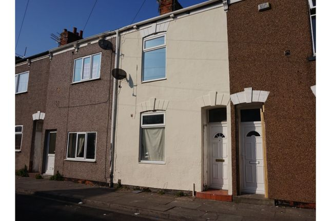 Front of Duke Street, Grimsby DN32