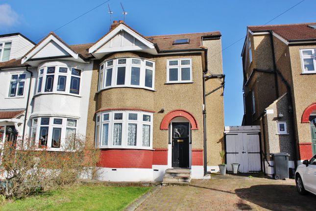 Thumbnail End terrace house for sale in Ridgeway, Woodford Green